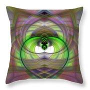 Heart 11 - Yin Throw Pillow
