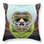 Heart 20 - Yang Throw Pillow