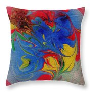 Heart And Soul No. 1 Throw Pillow