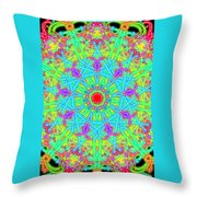 Heart At The Center Throw Pillow