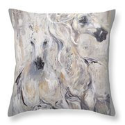 Heart N Soul Throw Pillow