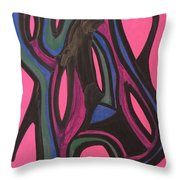 Heart Part 2 Throw Pillow