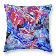 Heartbreaker Throw Pillow