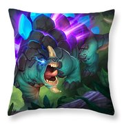 Hearthstone Heroes Of Warcraft Throw Pillow