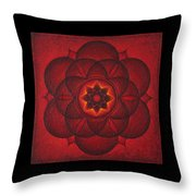 Heartlight Throw Pillow