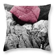 Heartrock Throw Pillow