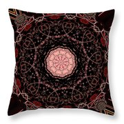 Hearts Forever Throw Pillow