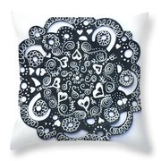 Hearty Throw Pillow