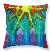 Heat Throw Pillow