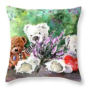 Heather For The Ones We Love Throw Pillow