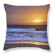 Heaven And Paradise Throw Pillow