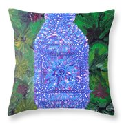 Heaven-earth Connection Throw Pillow