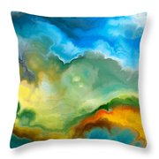 Heaven Of Heaven Throw Pillow