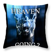 Heaven T Poster #1 Throw Pillow