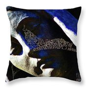 Heavenly Designs Throw Pillow