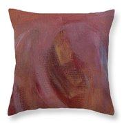 Heavenly Heart Detail Throw Pillow