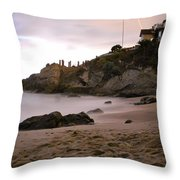 Heavenly Homes Throw Pillow