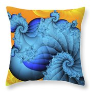 Heavenly Place Throw Pillow