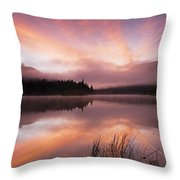 Heavenly Skies Throw Pillow