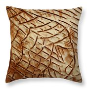 Heavenly Thoughts - Tile Throw Pillow