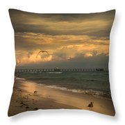 Heavenly  World  Throw Pillow