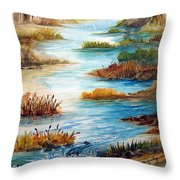 Heavens Gift Throw Pillow