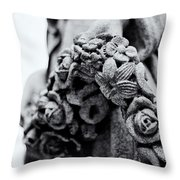 Heavens Hold Throw Pillow
