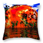 Heavens Scent Throw Pillow