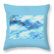 Uknowns Heavens Throw Pillow