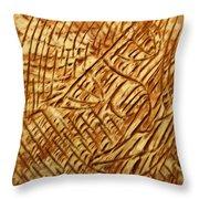 Heavenward- Tile Throw Pillow