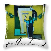 Heineken Athlone Ireland Throw Pillow