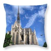 Heinz Chapel Throw Pillow