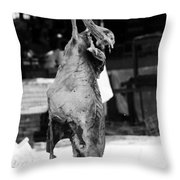 Held On Throw Pillow