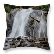 Helen Hunt Falls Throw Pillow