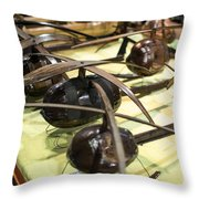 Helicopter 1 Throw Pillow