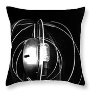 Heliocentric Throw Pillow