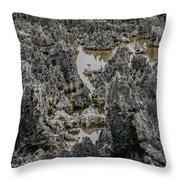 Hell - Grand Cayman Vertical Throw Pillow