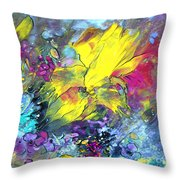 Hello Sunshine 01 Throw Pillow