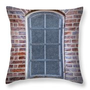 Helsingor Grilled Window Throw Pillow