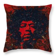 Hendrix Throw Pillow