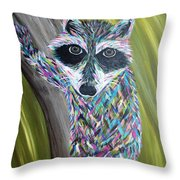 Henery Throw Pillow