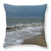 Henlopen Shore Throw Pillow