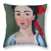 Henrietta Throw Pillow