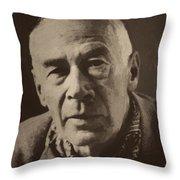 Henry Miller 1 Throw Pillow
