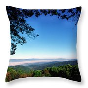Hensley Hollow Overlook Throw Pillow