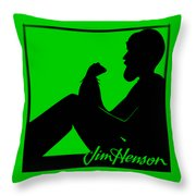 Henson's Moment Throw Pillow