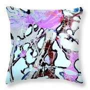 Hepatitis Find A Cure - Consider This Throw Pillow