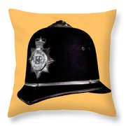 Her Majestys Pride_transparent Throw Pillow