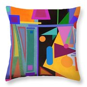 Hera Throw Pillow