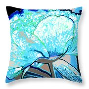 Here Today And Gone Tomorrow 3 Throw Pillow
